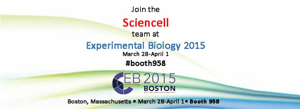 Experimental Biology - Join us!